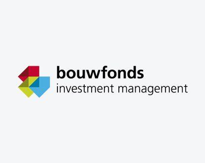 Das Logo von Bouwfonds Investment Management.