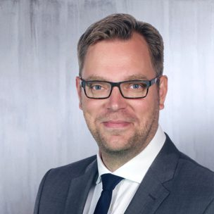 Portrait photo of Prof. Dr. Marcus Bysikiewicz, Professor of Finance and Accounting Dean Finance and Management, Europäische Fernhochschule Hamburg GmbH – University of Applied Sciences –