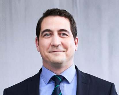 Portrait photo of Malte Priester, Head of AIFM Services, INTREAL