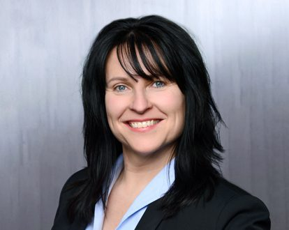 Portrait photo of Viola Gronsfeld, Assistant Management Board / Relationship Management, INTREAL