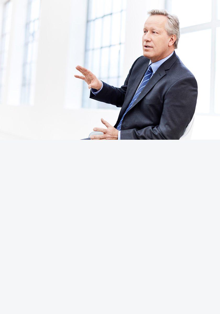 Michael Schneider - Geschäftsführer erklärt unser Service-KVG Konzept