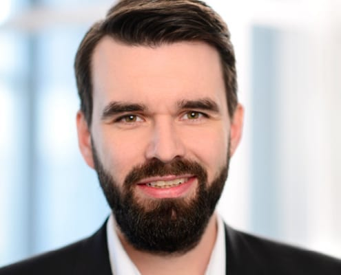 Florian Langhorst, Business Application Manager, INTREAL Solutions