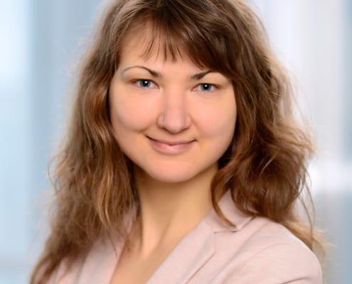 Kristin Zernechel, System- und Netzwerkadministratorin, INTREAL Solutions