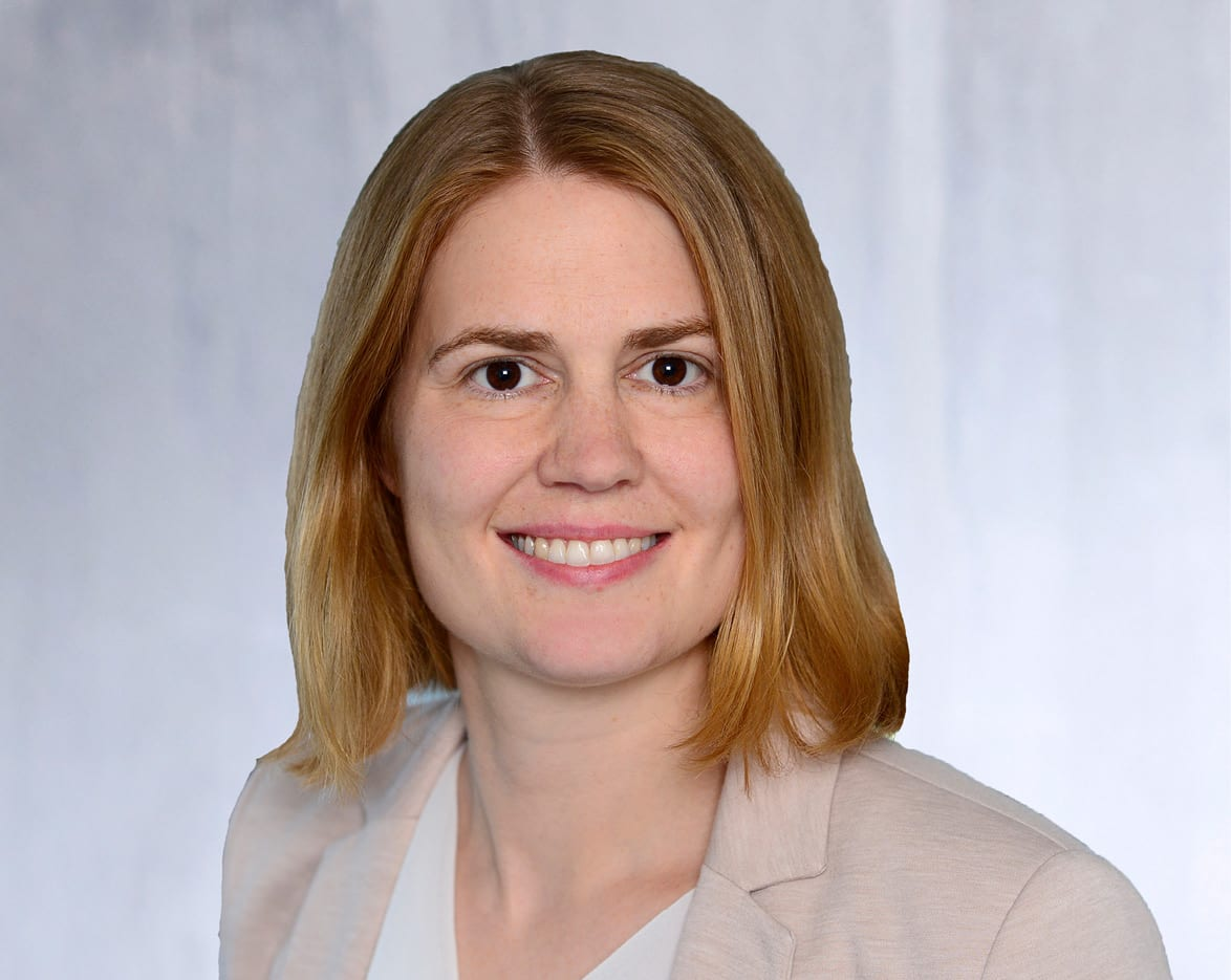 Portrait photo of Jasmin Moys, Manager Marketing, INTREAL